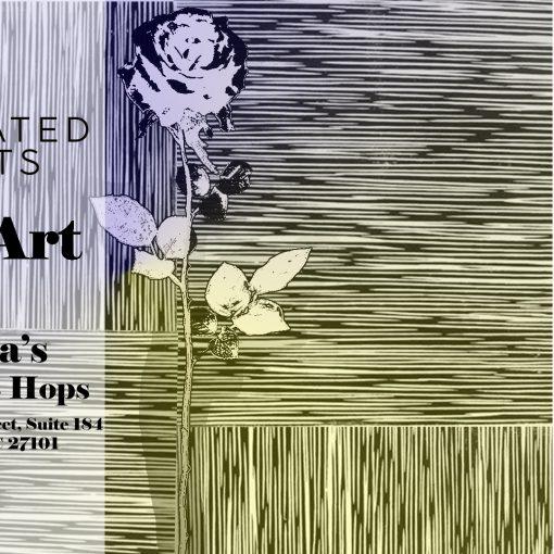 August 17, 2018 – Associated Artists of Winston-Salem